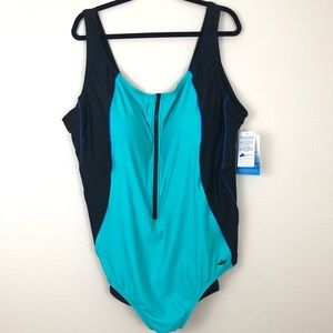 Swimsuits for all Aquabelle Lycra Swimsuit 1 Piece
